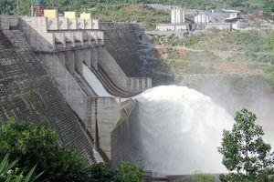Thủy điện giảm trên 20% lũ cho sông Vu Gia, Thu Bồn