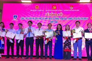 Trao giải cuộc thi 'Tuổi trẻ học tập và làm theo tư tưởng, đạo đức, phong cách Hồ Chí Minh'