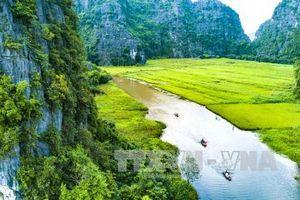 Khai mạc Tuần du lịch Ninh Bình 'Sắc vàng Tam Cốc - Tràng An'