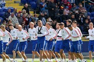 Nga mở cửa sân tập đội tuyển quốc gia trước giờ World Cup khai màn