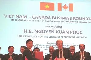 Đẩy mạnh hợp tác Việt Nam - Canada về KHCN và đổi mới sáng tạo