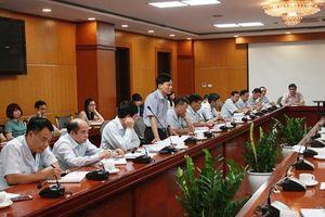 Thanh tra việc tái cơ cấu doanh nghiệp thuộc Bộ Công thương