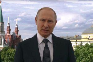 Ông Putin 'phấn khởi' trước kỳ World Cup đầu tiên được tổ chức tại Nga