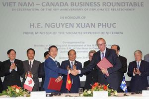 Kinh tế Việt Nam - Canada bổ trợ cho nhau hơn là cạnh tranh