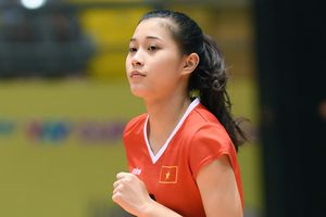 Hot girl Thu Huyền, 'nhạc trưởng' đội bóng chuyền U19 Việt Nam