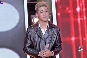 Hot boy Campuchia hát 'Hương à' ở Giọng hát Việt 2018