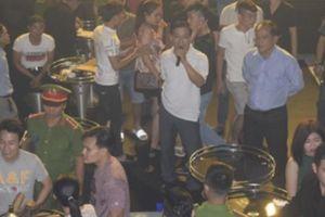 Huế: Kiểm tra quán bar trong đêm, phát hiện lượng lớn ma túy