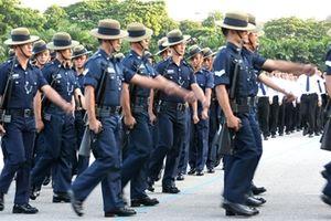 Singapore điều đặc nhiệm Gurkhas bảo vệ Hội nghị thượng đỉnh Mỹ-Triều