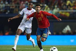 Tây Ban Nha dự World Cup 2018 với thành tích bất bại