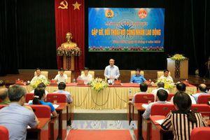 Lãnh đạo tỉnh Vĩnh Phúc đối thoại với hơn 500 công nhân lao động