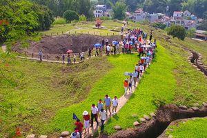 Điện Biên: Thu hút 490 nghìn lượt khách du lịch trong 6 tháng đầu năm