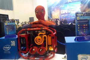 Lễ hội trình diễn máy tính độ lớn nhất Việt Nam bắt đầu khởi động