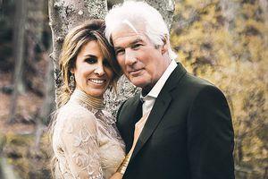 Tài tử Richard Gere kết hôn ở tuổi 68