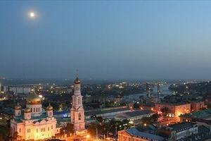 Rostov-na-Donu - nhiệt huyết của người Kozak vùng sông Đông