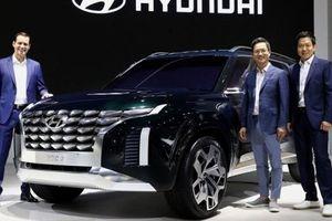Hyundai Grandmaster: Mang đến khái niệm SUV hoàn toàn mới
