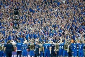 5 sự thật thú vị về đội tuyển quốc gia Iceland