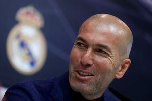 Zidane tiết lộ bí quyết thành công ở Real Madrid