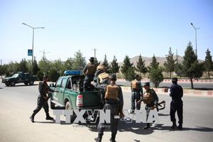 Afghanistan: Số thương vong trong vụ nổ tòa nhà chính phủ tăng nhanh