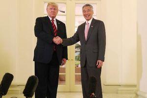 Ông Trump lạc quan trước cuộc gặp lịch sử với ông Kim Jong Un