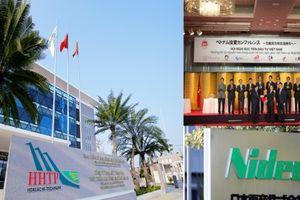 Tập đoàn NIDEC rót vốn 'khủng' vào Khu CNC Hòa Lạc