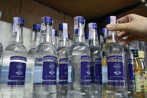 Vodka Hà Nội lên sàn, 2 phiên 'ế ẩm'