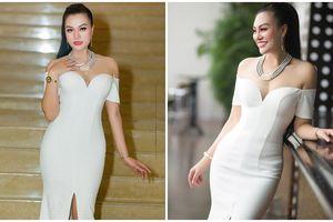 Nữ hoàng Trần Huyền Nhung là khách mời VIP của sự kiện đồng hồ Srwatch