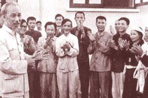 Sức ảnh hưởng từ 'Lời kêu gọi thi đua ái quốc' của Chủ tịch Hồ Chí Minh