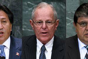 3 cựu tổng thống Peru bị điều tra nhận hối lộ