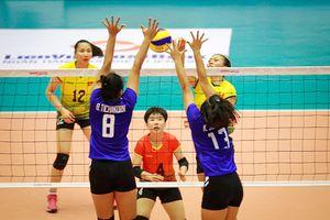 Việt Nam thua ngược Thái Lan ở Giải bóng chyền U19 châu Á