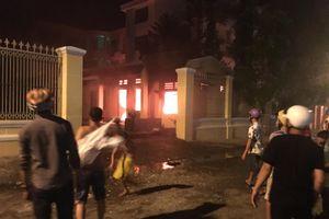 Bác thông tin có thương vong trong vụ quá khích ở Bình Thuận