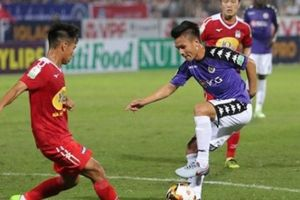 HAGL bị Hà Nội FC 'soán ngôi' về khoản... đá đẹp