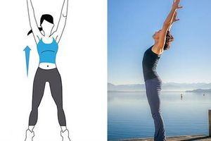 Làm động tác này 200 lần mỗi ngày, 10 ngày khỏi đau cứng cổ