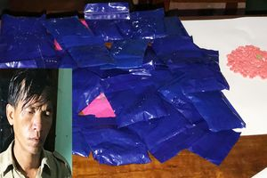 Nhận 700 nghìn đồng tiền công để vận chuyển 6.000 viên ma túy tổng hợp