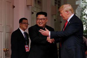 Mỹ-Triều Tiên bắt đầu phiên họp mở rộng