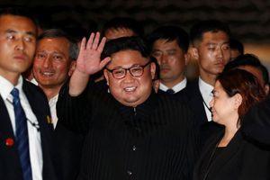 KCNA: Ông Kim Jong-un tham quan Singapore để tìm hiểu sự phát triển kinh tế-xã hội