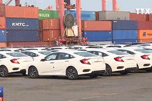 Ô tô Thái vẫn áp đảo thị trường xe nhập