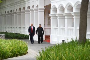 Tổng thống Trump tuyên bố Mỹ và Triều Tiên sẽ ký một văn kiện sau hội nghị thượng đỉnh