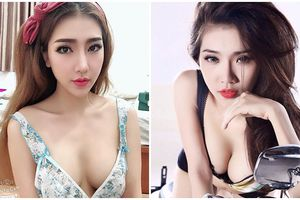 Thân hình bốc lửa của nữ ca sĩ thừa nhận từng quay video sex với hot boy Tiến Vũ
