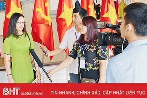 Báo Hà Tĩnh giành 11 giải Báo chí Trần Phú năm 2017