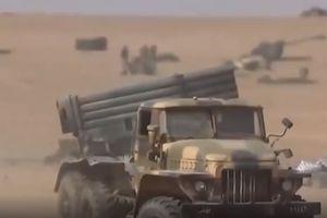 IS điên cuồng tấn công quân đội Syria ở Abukamal, Deir Ezzor theo kế hiểm Mỹ-Kurd