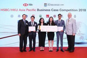 Việt Nam 'thắng lớn' trong cuộc thi Giải quyết tình huống kinh doanh châu Á-TBD