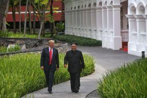 Hậu thượng đỉnh: TT Trump dành toàn 'lời có cánh' cho ông Kim Jong-un