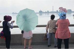 Người dân biên giới Trung-Triều hát vang mừng thượng đỉnh