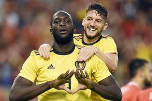 Lukaku 'nổ' cú đúp, Bỉ đại thắng Costa Rica