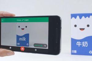 Google phát hành bản tải về Google Translate AI, hỗ trợ tiếng Việt