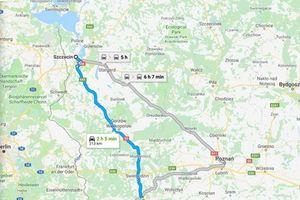 Tai nạn đường sắt tại Ba Lan, hàng chục người thương vong