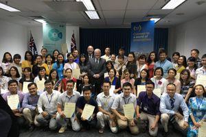 Đại sứ Australia tại Việt Nam: Sinh viên Việt Nam rất xuất sắc!