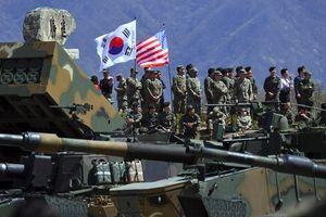 Hàn Quốc có thể ngừng tập trận chung với Mỹ