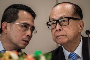 Vừa kế nghiệp, con trai tỷ phú Hồng Kông sắp có thương vụ gần 10 tỷ USD
