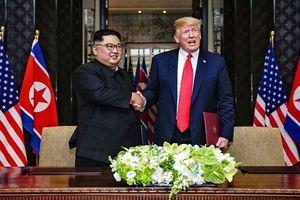 Hội nghị thượng đỉnh Mỹ - Triều kết thúc thành công tốt đẹp